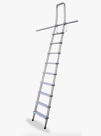scala con ganci