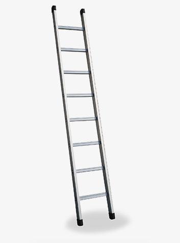 scala d'appoggio semplice